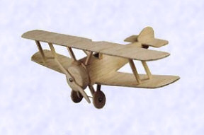 matchstick model sopwith camel